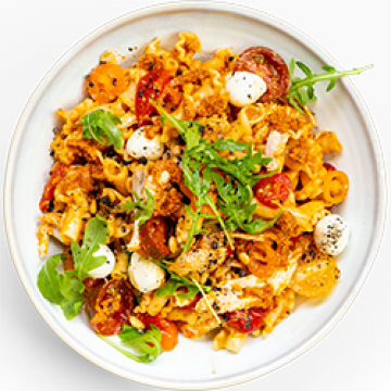 Lunch - Roast Chicken Red Pesto Pasta Salad