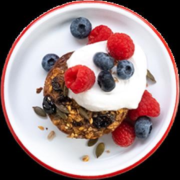 Breakfast - Baked Oatmeal -Low Cal