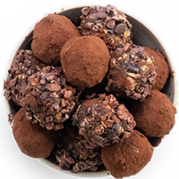 Snack - Energy Balls - Low Cal