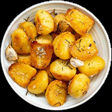 Dinner - Roast Potatoes