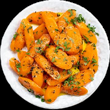 Dinner - Carrots Vichy