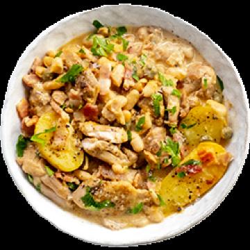 Dinner - Store Cupboard Chicken - Feb