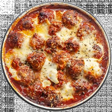 Dinner - The Best Baked Meatballs - Feb