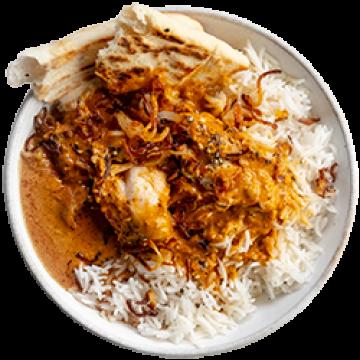 Lunch - Indulgent Butter Chicken - March