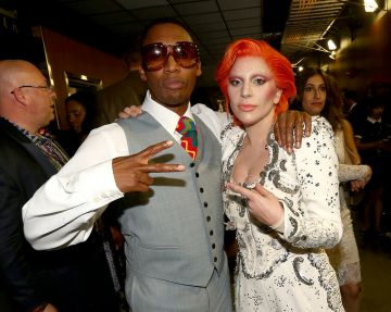 The GRAMMYs 2016 - Backstage