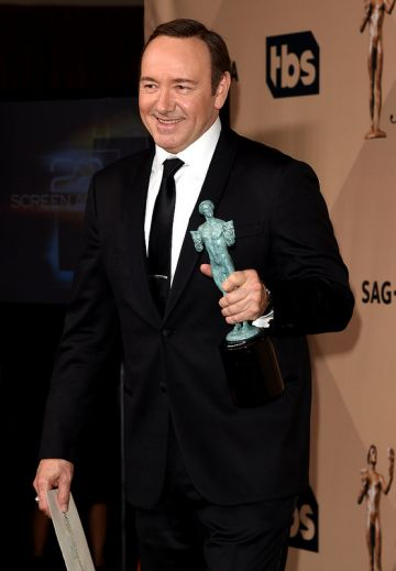 Screen Actors Guild Awards 2016 - Press Room