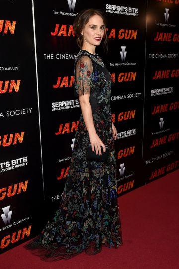 "New York premiere of ""Jane Got A Gun"""