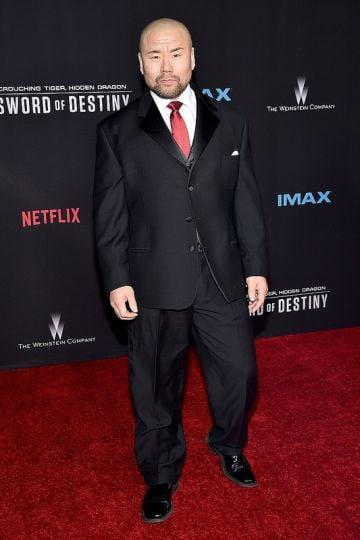 "Netflix's ""Crouching Tiger, Hidden Dragon: Sword Of Destiny"" Premiere"
