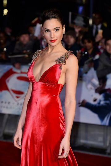 European Premiere of 'Batman V Superman: Dawn Of Justice'