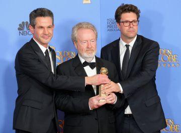 2016 Golden Globe Awards - Press Room