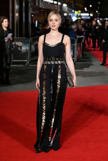 """European premiere of """"Pride And Prejudice And Zombies"""""""