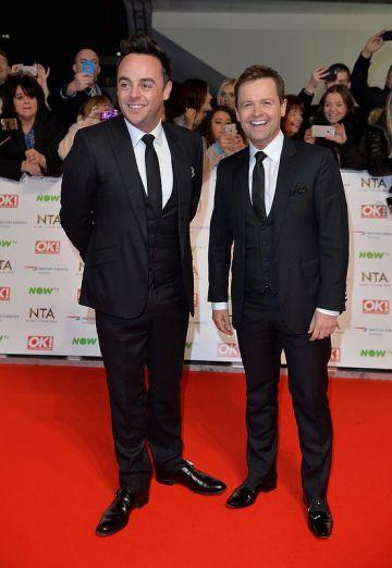 National Television Awards 2016 - Red Carpet