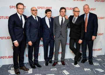 UK Premiere of Spotlight