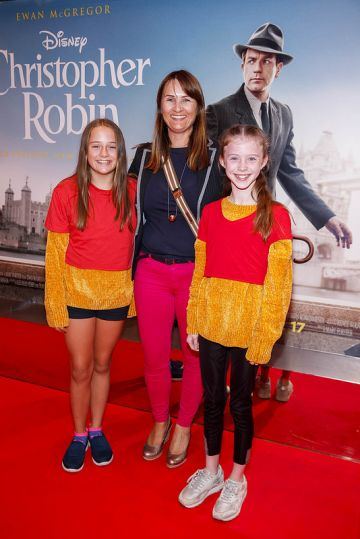 Special preview screening of Disney's Christopher Robin