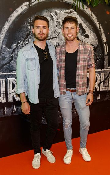 Irish Premiere of Jurassic World: Fallen Kingdom