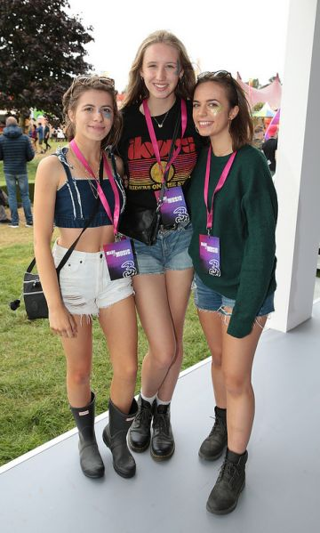 Three's #MadebyMusic @ Electric Picnic 2018