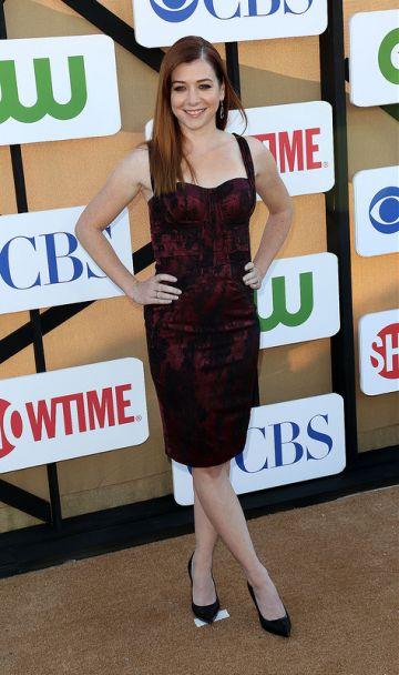 Anna Faris, Rachel Bilson, Sarah Michelle Gellar and more: CBS Summer Party