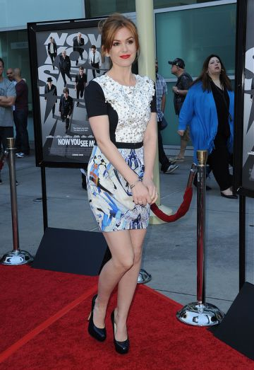 LA Premiere of Now You See Me