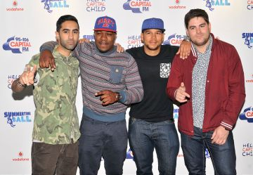 Capital Radio FM summertime ball
