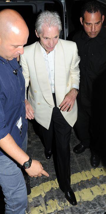 Mick Jagger 70th Birthday Celebrations