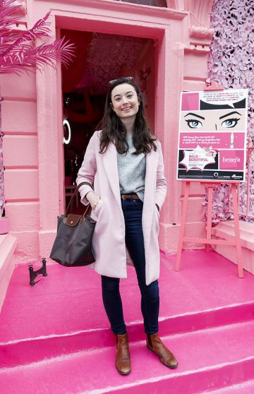 Benefit Bold is Beautiful Pop-Up Shop