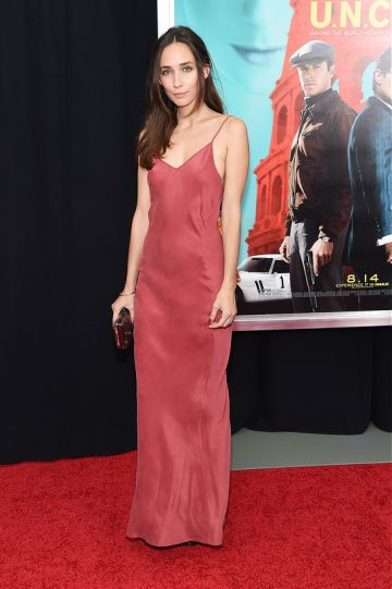 "New York premiere of ""The Man From U.N.C.L.E."""
