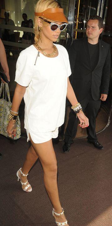 Celebrity Summer: Bruce Willis, Rihanna, Rita Ora, Vanessa Hudgens and more