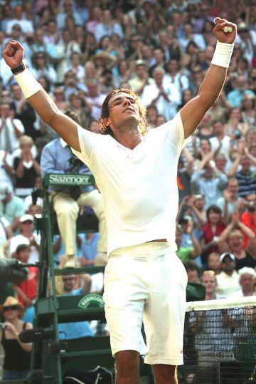 Wimbledon Hotties: Rafael Nadal and Co.