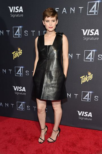 New York Premiere of 'Fantastic Four'
