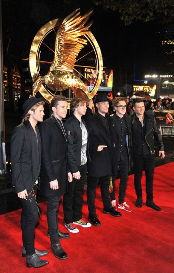'The Hunger Games: Catching Fire' World Premiere
