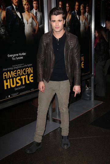 Amy Adams at the LA American Hustle premiere: Jeremy Renner, David O. Russell & more