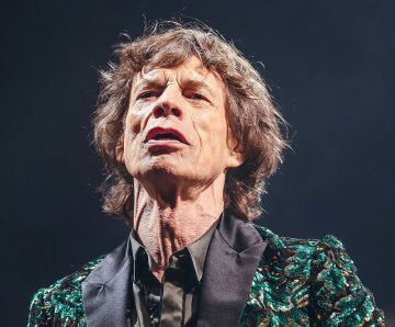 The Rolling Stones at the 2013 Glastonbury Festival
