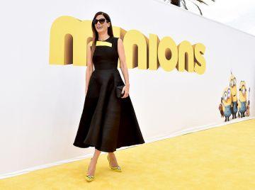 'Minions' LA Premiere