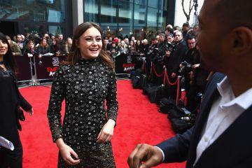 Three Empire Awards 2017 - Red Carpet