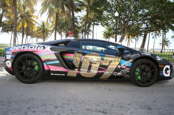 The Cars of the Gumball Rally 2014