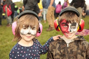 Electric Picnic 2014 - Friday