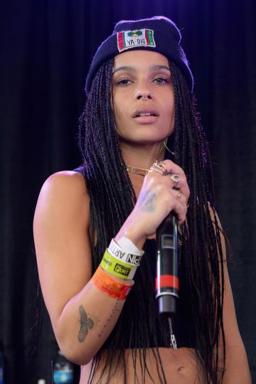 Star on the Rise: Zoe Kravitz