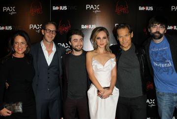 Los Angeles premiere of 'Horns'