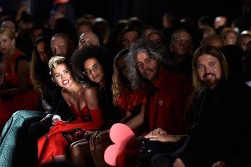 amfAR Inspiration Gala New York 2015 Fashion Show