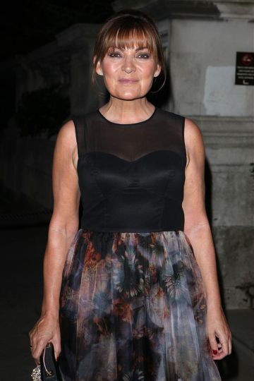 Lorraine Kelly's 30th anniversary party