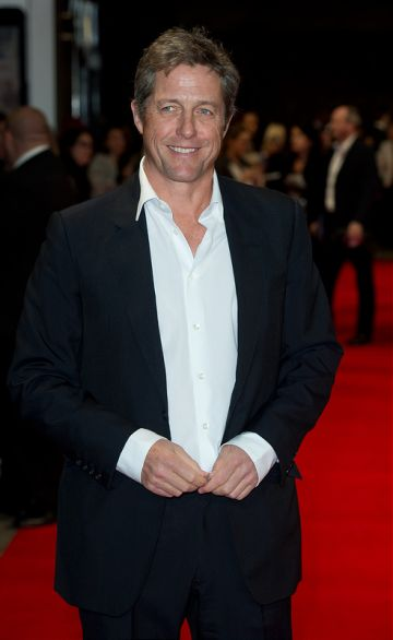 'The Rewrite' European premiere