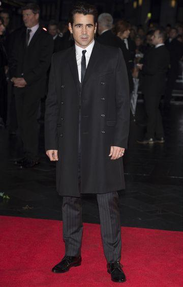 Colin Farrell's style