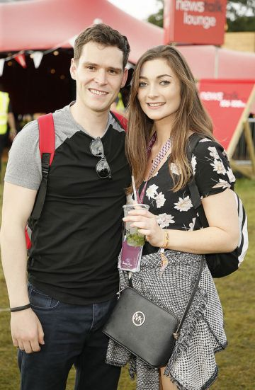 Newstalk Lounge at Electric Picnic 2017