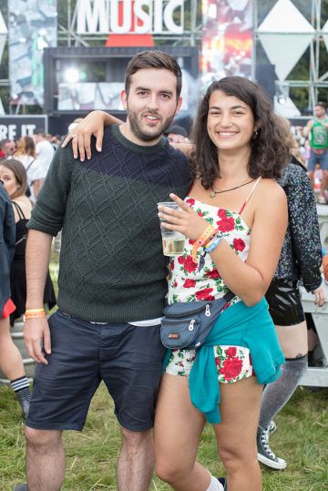 Heineken 'Live Your Music' at Electric Picnic 2017