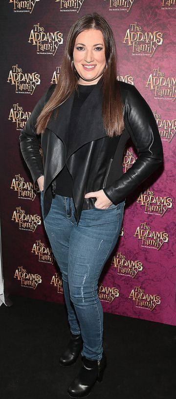 The Addams Family opening night with Samantha Womack and Les Dennis
