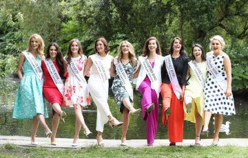Rose of Tralee 2017 introduces the Roses
