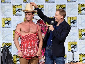 Comic Con San Diego 2017 - Friday