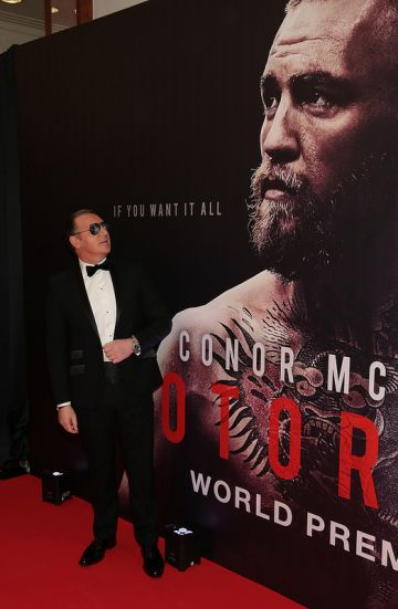 Conor McGregor: Notorious World Premiere