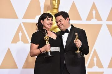 The Oscars 2018 - Show and Press Room