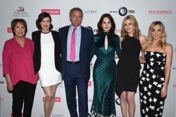 'Downton Abbey' at TCA Press Tour 2015